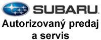 Autorizovaný servis Subaru